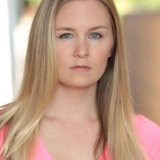 Malorie Mackey Theatrical Headshot